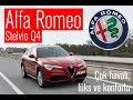 Alfa Romeo Stelvio Q4: Çok Haval?, Lüks ve Konforlu