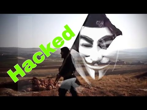 Anonymous Hacked Isis 2015