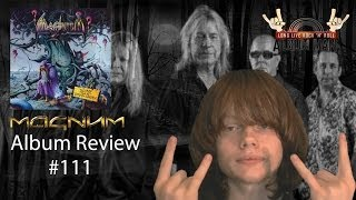 Escape From the Shadow Garden by Magnum Album Review #112