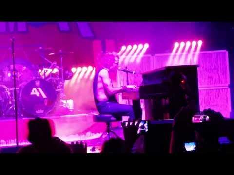 Sum 41 - Crash (live @ Palladium, Warsaw 07.02.2017)