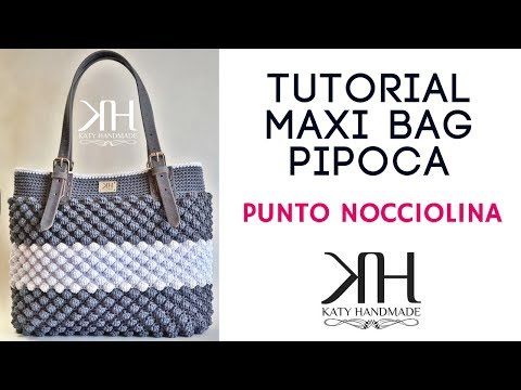 TUTORIAL BORSE UNCINETTO -