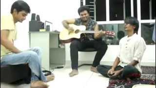 Aaj Raate Kono Rupkotha Nei (Acoustic Cover)