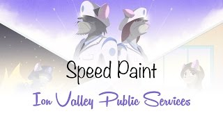Speed Painting - Ion Valley Public Services