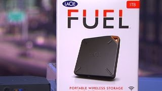 CNET News - LaCie aims to Fuel your mobile entertainment