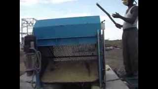 30hp Wood Slicer Machine - Wood Cutting