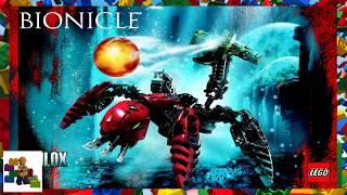 LEGO instructions - Bionicle - 8931 - Thulox