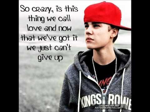 Justin Bieber ft. Jessica Jerrel Overboard lyrics