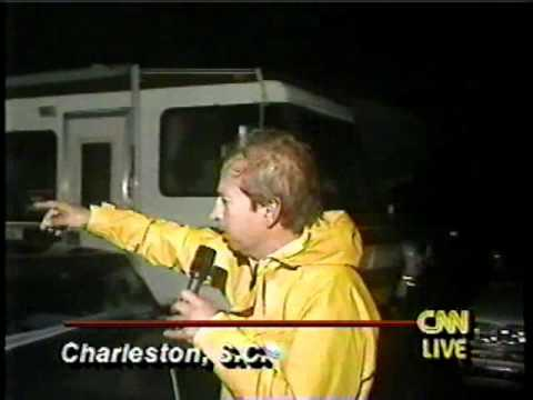CNN 1989: 9/23/89 Hurricane Hugo Special Reports part 2