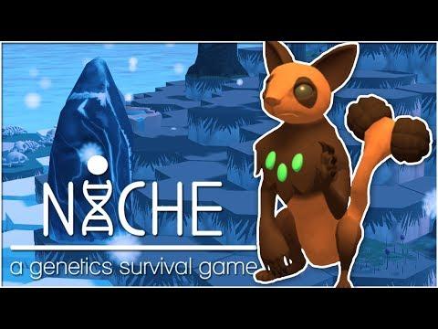 Hammer-Tail?! Hidden Ice Block Gene Expedition!! • Niche: Snowy Mountain Update! - Episode #21