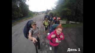 Карпаты - поход 17-22 июля 2016(, 2017-01-07T12:38:14.000Z)