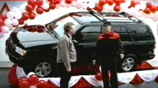 Petro Canada - Nissan Pathfinder Giveaway Commercial 1999