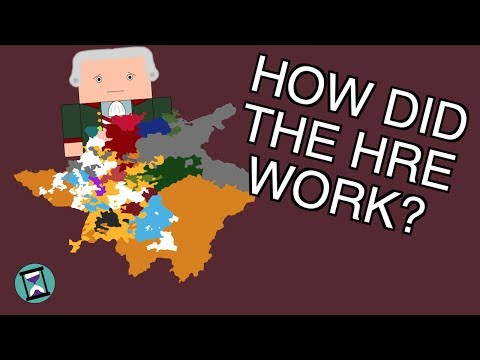 How did the Holy Roman Empire Work? (Short Animated Documentary)