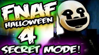 FNAF 4 HALLOWEEN EDITION JUMPSCARES & EXTRAS | Five Nights at Freddy's 4 Halloween Edition Jumpscare