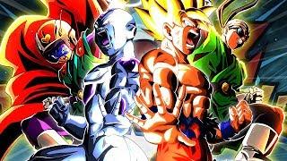3% CHANCE OF VICTORY?? LR HERO DUO TEAM! | Dragon Ball Z Dokkan Battle | DBZ