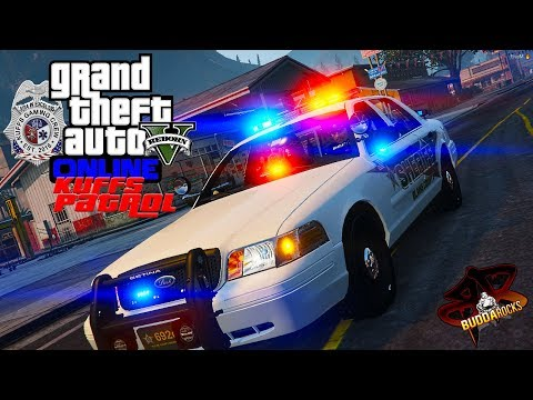 "LSPDFR GTA Online w/mods LIVE◆""Living On The Edge""◆Kuffs Gaming FiveM Multiplayer"