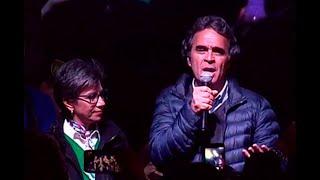 Discurso de Fajardo tras quedar tercero en las elecciones presidenciales   Noticias Caracol