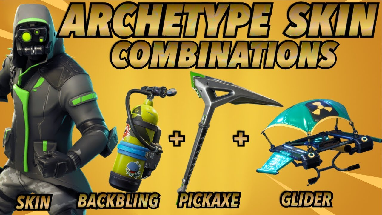 Archetype Best Backbling Skin Combos Before U Buy Season 5