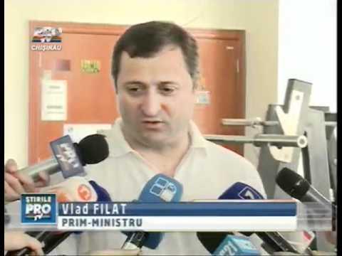 Stefan Rosca vs Vlad Filat