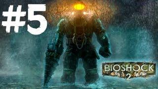 Bioshock 2 - Gameplay Walkthrough - Part 5 - THE Daddy [HD]