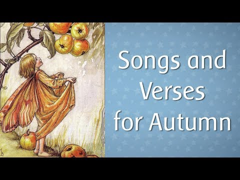 Waldorf Songs and Verses for Autumn
