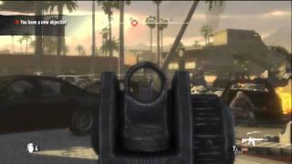 Battle Los Angeles Gameplay Xbox 360 HD 720p