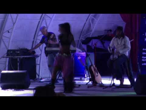 """Группа """"Logistics Status"""" & Ирэн Осадчая - Фестиваль «Fusion Fest» h2 Одесса 2017"""