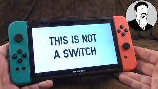 Powkiddy X2 - Nintendo Switch Knock-off | Ashens