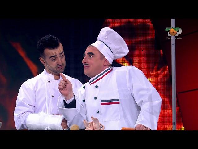 Portokalli, 9 Dhjetor 2018 - Kuzhina e hallit (Renforti në allçi)
