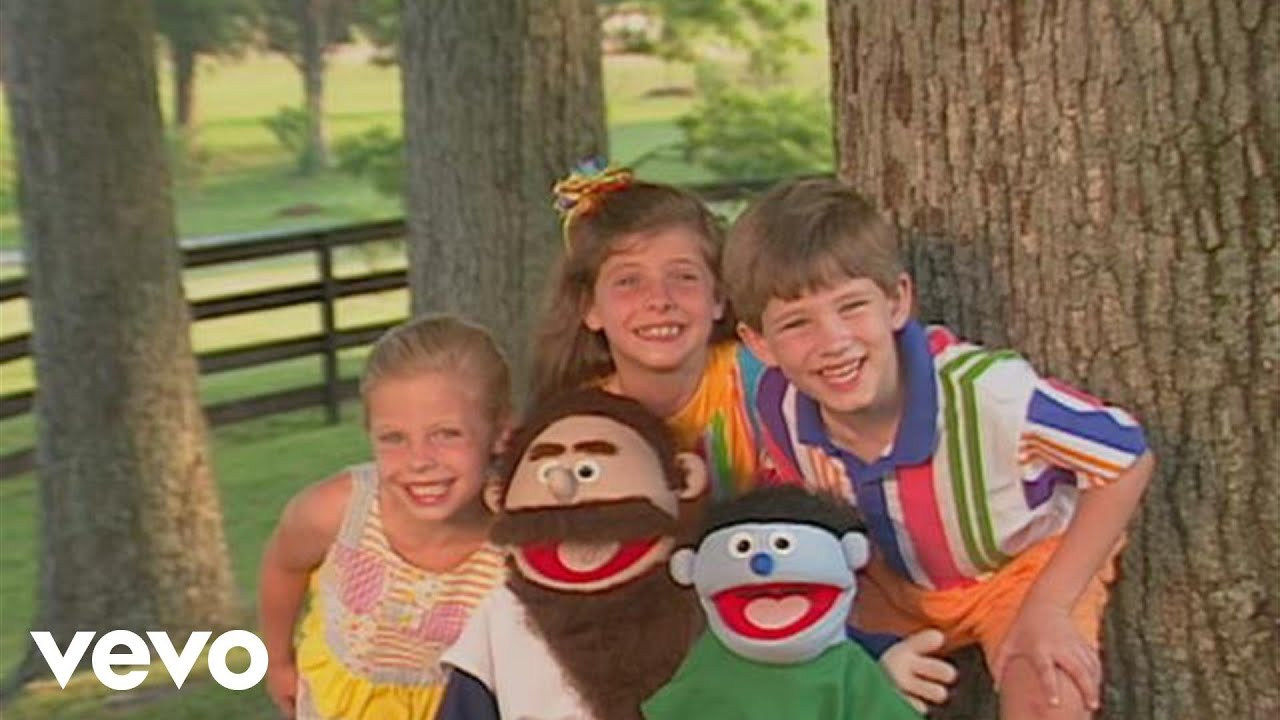Cedarmont Kids Zacchaeus Youtube