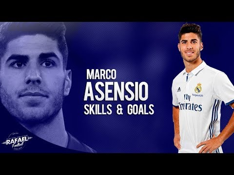Marco Asensio ● Top 10 Unimaginable Goals ● Is He Human ?
