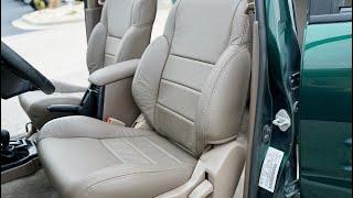 Davis AutoSports TOYOTA 4RUNNER INTERIOR RESTORATION _ PROGRESS