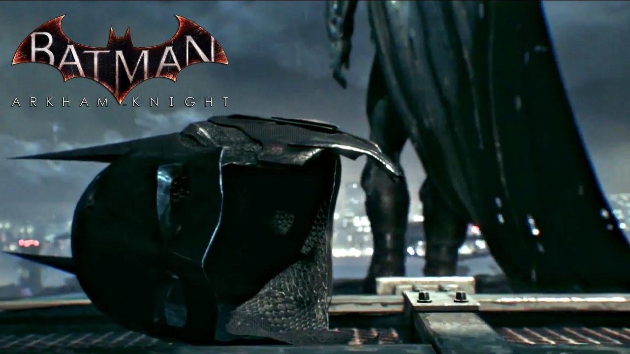 c48f22bc82e3fa Batman Arkham Knight  Ending Reaction (SPOILERS) - YouTube