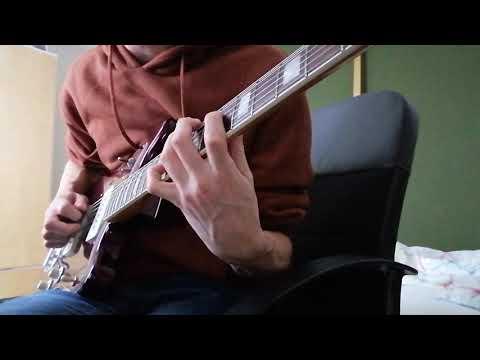 black midi - Western | Guitar cover | Foci