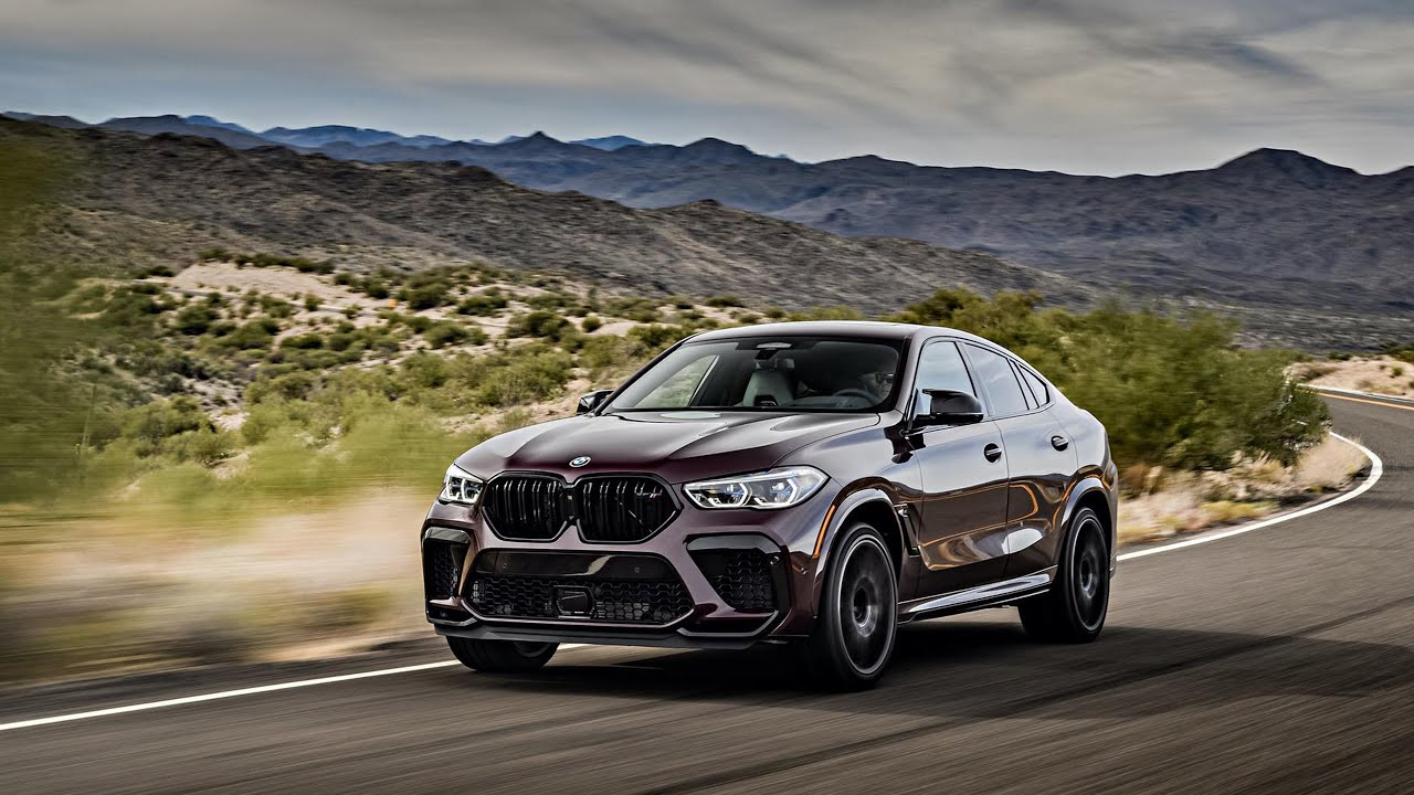 2020 Bmw X6 M Competition Acceleration And Engine Sound See It In Action Youtube