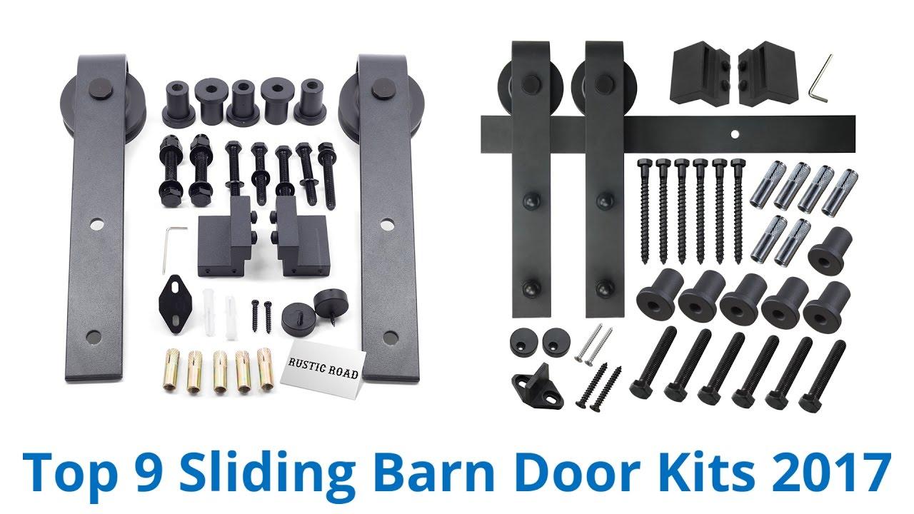 9 Best Sliding Barn Door Kits 2017