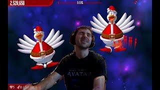 Chicken Invaders 3 Christmas Edition - Végigjátszás