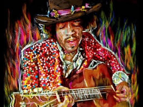 Jimi Hendrix And Mitch Mitchell Rare Acoustic Jam