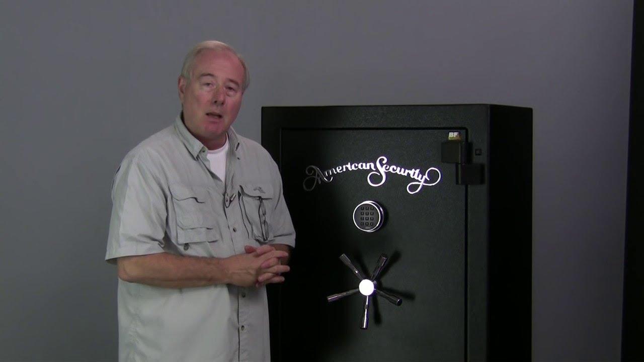 How to Open & Change Combo on AMSEC's ESL-5 & ESL-10 Digital Safe Lock