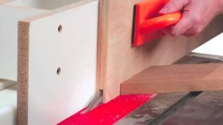 Heavy-duty Folding Shop Table