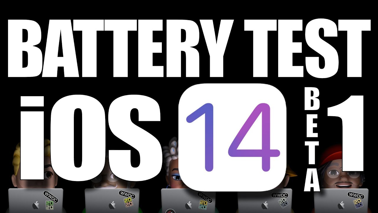 消費 ios14 バッテリー