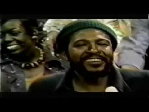 Marvin Gaye - Let's Get It On [Music Video] [Very Rare]