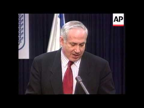 Israel - Annan meets Netanyahu on official visit