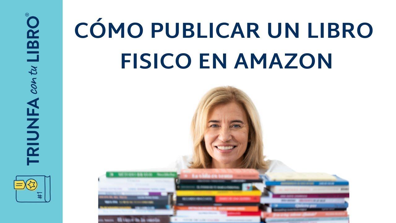 Cómo publicar un libro físico en Amazon: ¿Createspace o KDP? - YouTube