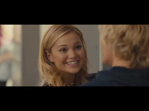 Status Update - Kyle and Dani meeting scene (Ross Lynch and Olivia Holt)