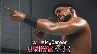 I'M CALLING YOU OUT... | WWE 2K19 MyCareer Universe Ep #6