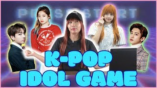 K-POP IDOL GAME: GUESS THE K-POP IDOL