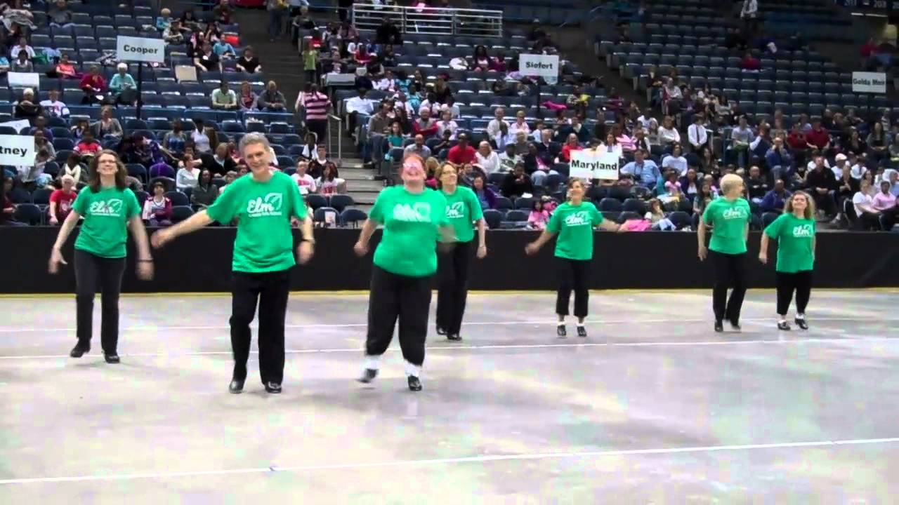 Danceworks 2011 Mad Hot Ballroom and Tap Competition - Elm ...