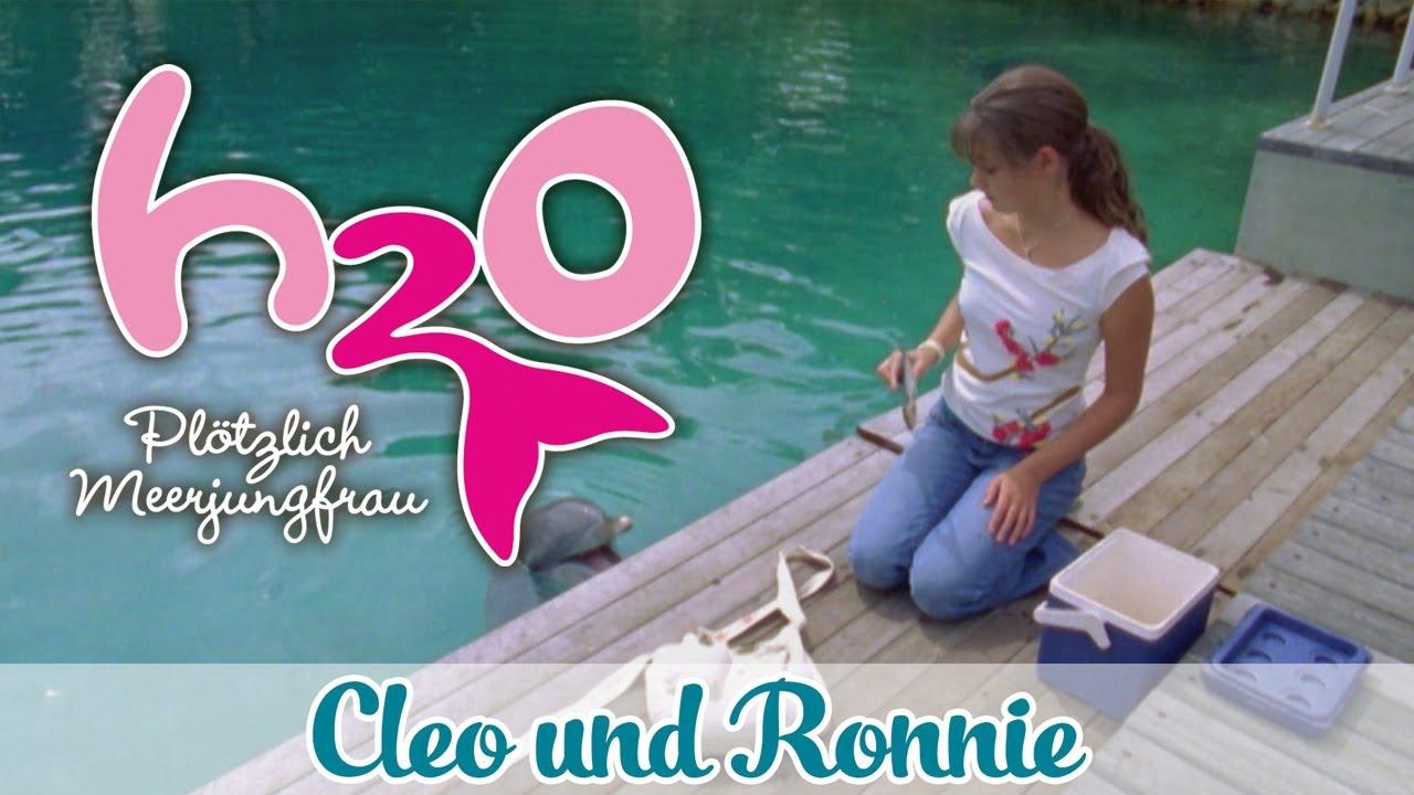 cleo und ihr delfin ronnie  h2o  plötzlich meerjungfrau