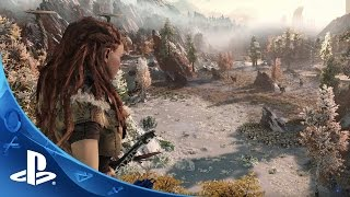 Horizon Zero Dawn - Paris Games Week 2015 Horizon Gameplay Walk Through Video | Exclusive to PS4