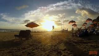Wunderschöner Sonnenuntergang auf Bali (Indonesien) / Sunset on Bali (Indonesia) 🇮🇩